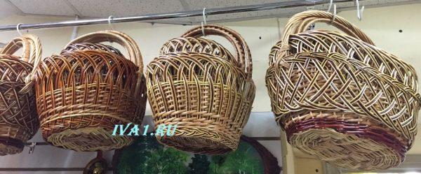 корзинки на павива