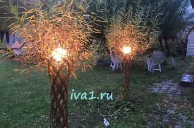 Парковые фонари